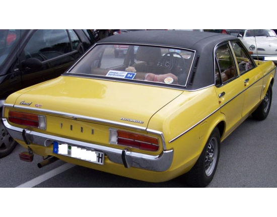 Photo ford consul 4