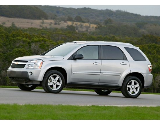 Photo chevrolet equinox