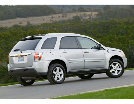 Photo chevrolet equinox 2