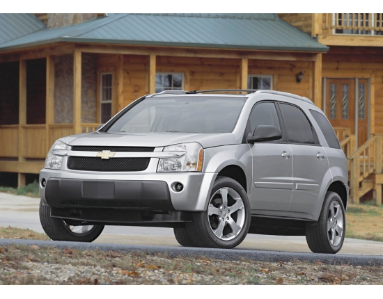 Photo chevrolet equinox 3