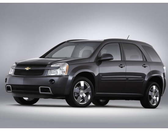 Photo chevrolet equinox 5