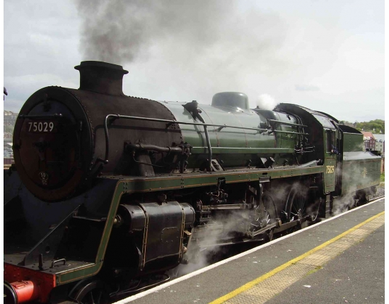 Image steam train 2