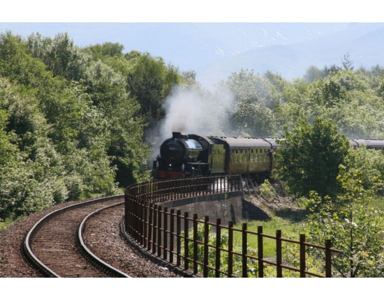 Image steam train 4