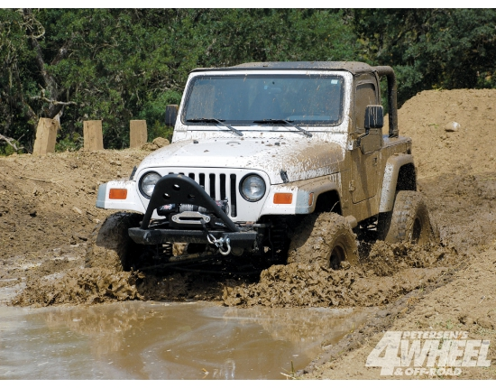 Photo jeep tj