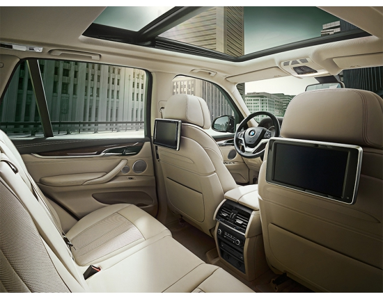 Photo interieur bmw x5 7 places 2