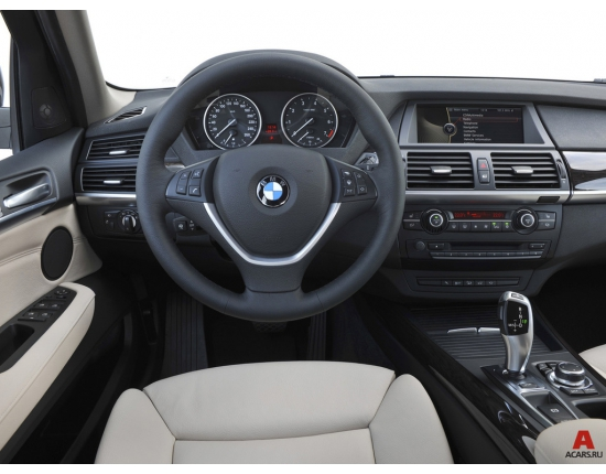Photo interieur bmw x5 7 places 5