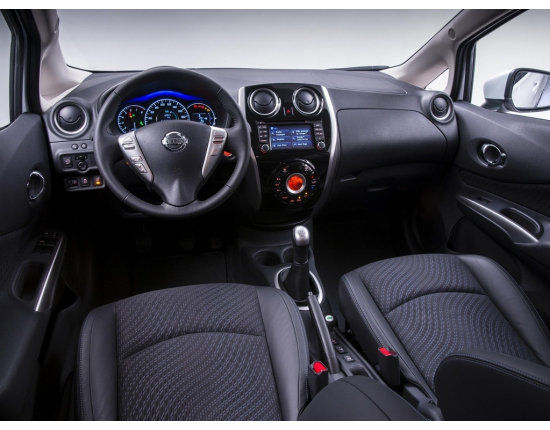 Photo du nissan note 4