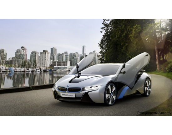 Photo of bmw i8 2