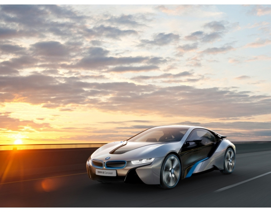 Photo of bmw i8 3