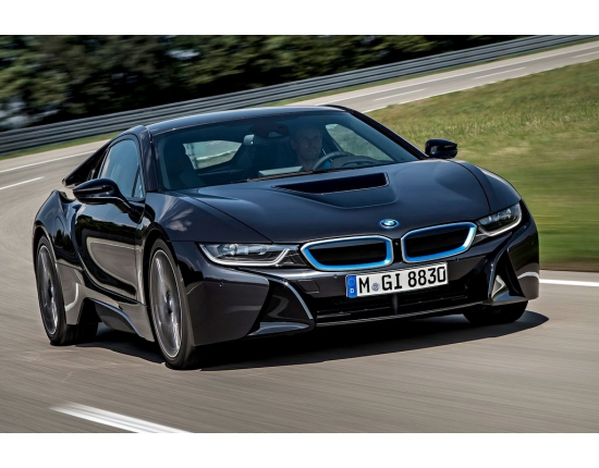 Photo of bmw i8 4