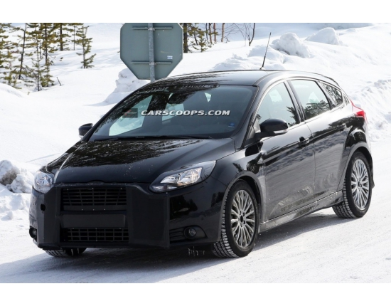 Ford focus 3 2015 фото 5