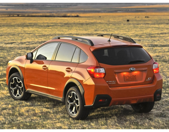 Photo subaru crosstrek 4
