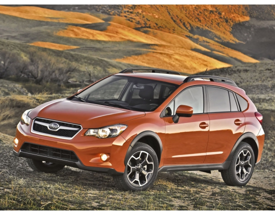 Photo subaru crosstrek 5