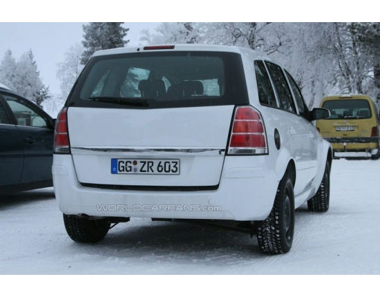 Photo de opel zafira 4