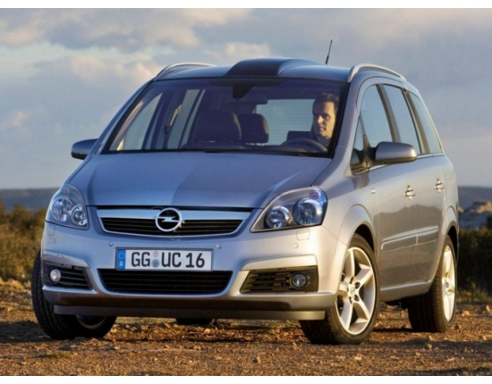 Photo de opel zafira 5