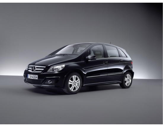 Photo of mercedes b class 3