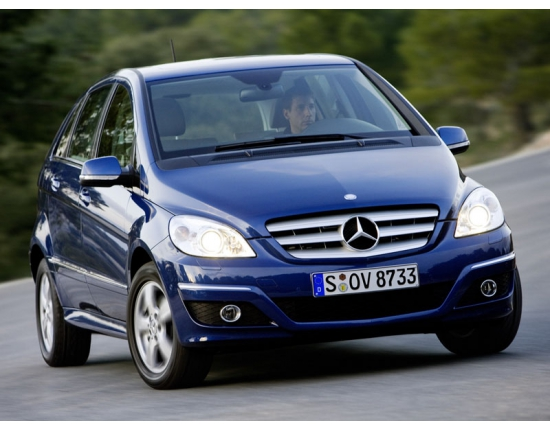 Photo of mercedes b class 4