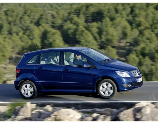 Photo of mercedes b class 5