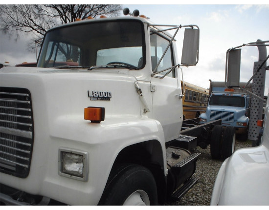 Photo ford 7000 2
