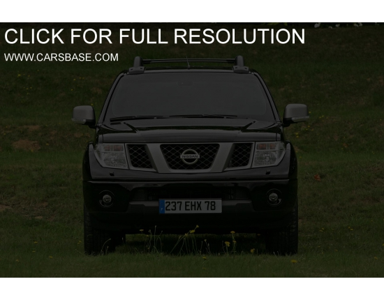 Photo de nissan navara 3