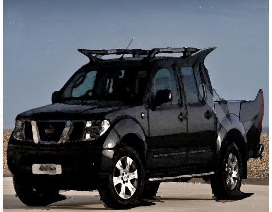 Photo de nissan navara 5