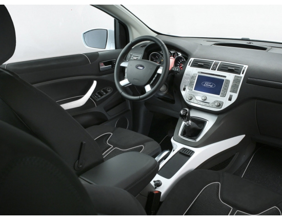 Photo interieur ford kuga 1
