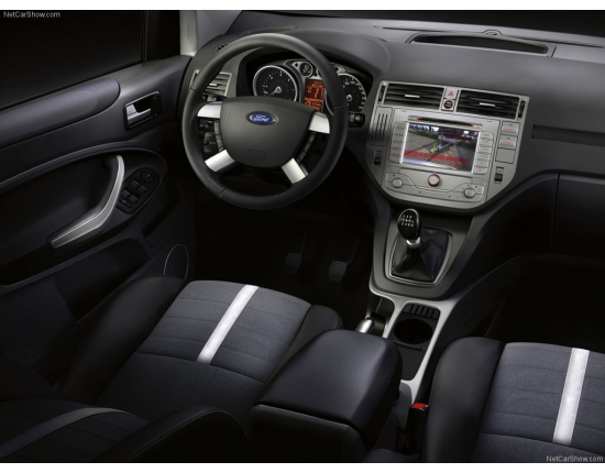 Photo interieur ford kuga 2
