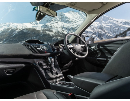 Photo interieur ford kuga 4