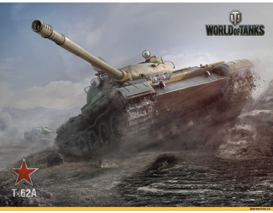 Картинки world of tanks т-62а 2