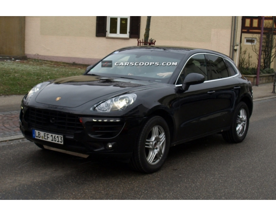 Photo interieur porsche macan 3