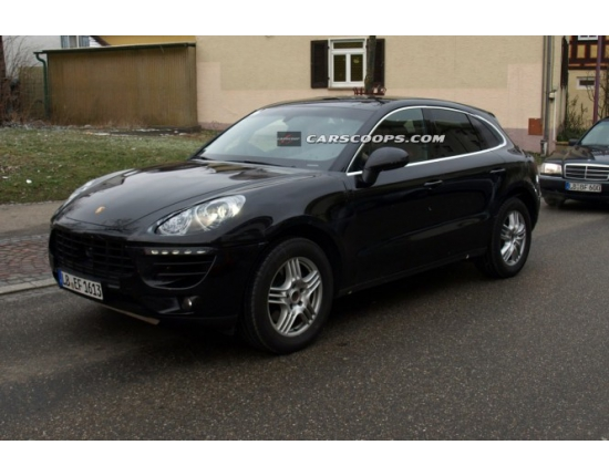 Photo interieur porsche macan 5