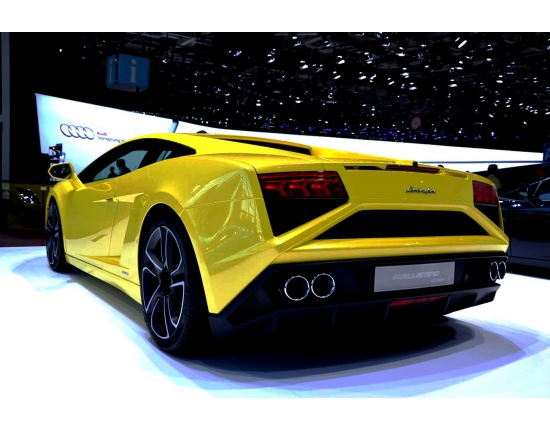 Photo nouvelle lamborghini 3