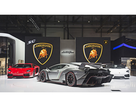 Photo nouvelle lamborghini 5