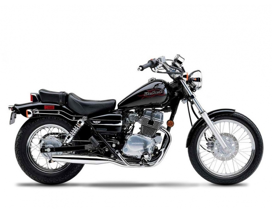 Photo honda rebel 125 5