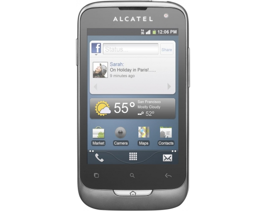 Картинки на телефон alcatel one touch 3