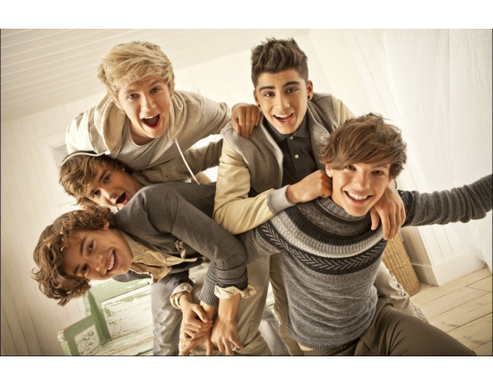 Фото на аву one direction 3