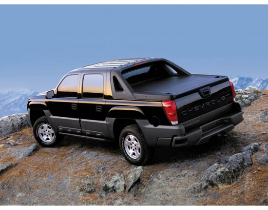 Chevrolet avalanche фото 3
