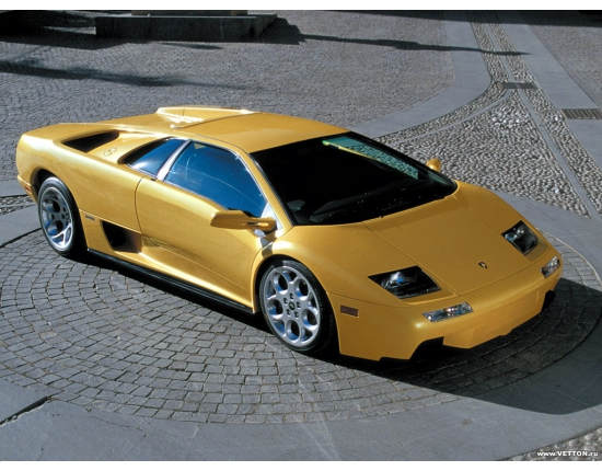 Photo lamborghini diablo 1