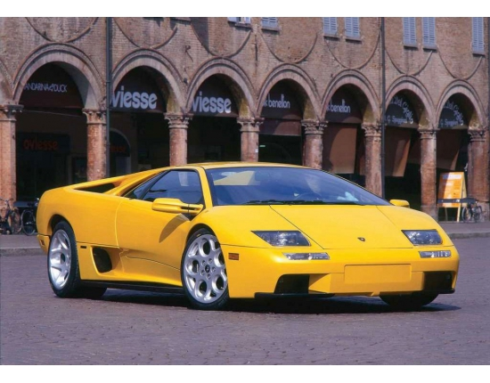Photo lamborghini diablo 2