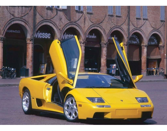 Photo lamborghini diablo 3