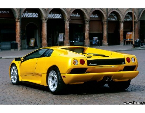 Photo lamborghini diablo 4