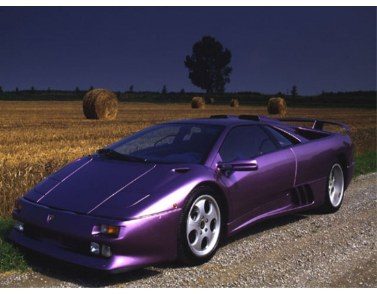 Photo lamborghini diablo 5