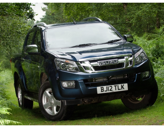 Photo 4x4 isuzu