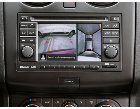 Photo nissan qashqai connect edition